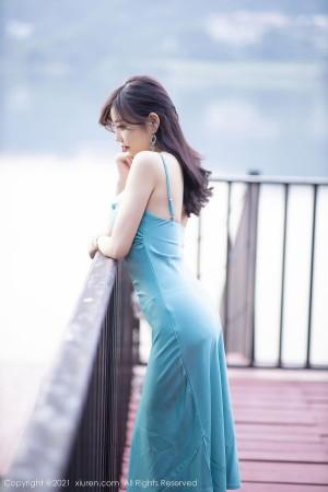 VOL.1082 [秀人网]长裙优雅美女轻熟女吊带:杨晨晨(sugar小甜心CC,杨晨晨sugar)高品质写真套图(67P)