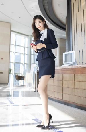 VOL.537 [秀人网]女秘书白领丽人:唐安琪高品质写真套图(46P)