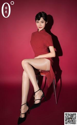 VOL.943 [LD零度]旗袍优雅美女:小樱高品质写真套图(46P)