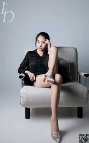 VOL.683 [LD零度]美腿:唐可高品质写真套图(38P)