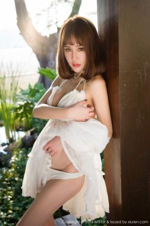 VOL.1159 [魅妍社]蕾丝极品清新外拍正妹:Cheryl青树(孙梦怡)高品质写真套图(45P)