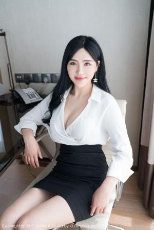 VOL.226 [魅妍社]嫩模OL美女:刘钰儿高品质写真套图(40P)