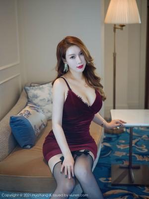 VOL.1099 [花漾]熟女吊带:Egg_尤妮丝(肉蛋妹,尤妮丝)高品质写真套图(52P)