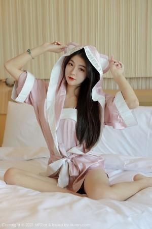 VOL.900 [模范学院]睡衣床上:苏雨彤(Laura苏雨彤)高品质写真套图(43P)
