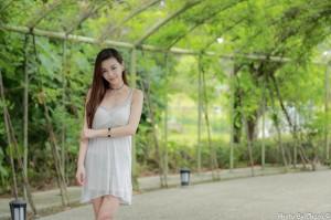 VOL.1369 [台湾正妹]清新唯美养眼优雅美女长发美女:韩羽高品质写真套图(100P)