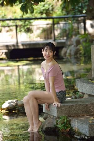 VOL.1465 [台湾正妹]热裤牛仔街拍美腿:比比儿(Katie Chiu)高品质写真套图(141P)
