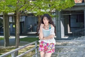 VOL.111 [台湾正妹]正妹萌女街拍美腿:比比儿(Katie Chiu)高品质写真套图(107P)