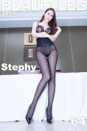 VOL.1131 [Beautyleg]黑丝美腿肉丝美腿:崔多朵(崔德蓉,腿模Stephy)高品质写真套图(49P)