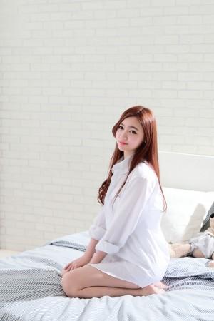 VOL.454 [台湾正妹]兔女郎衬衫软妹:苏小立高品质写真套图(53P)