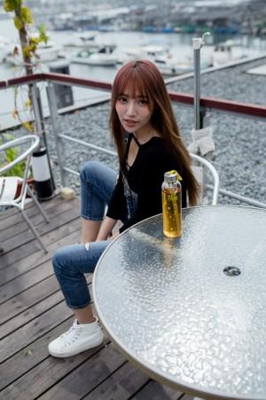 VOL.1491 [台湾正妹]牛仔紧身裤:比比儿(Katie Chiu)高品质写真套图(45P)