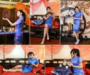 VOL.1770 [台湾正妹]古典旗袍:陈思颖(Zora陳思穎)高品质写真套图(117P)