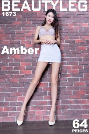 VOL.1067 [Beautyleg]美腿高跟:腿模Amber(Beautyleg Amber)高品质写真套图(64P)