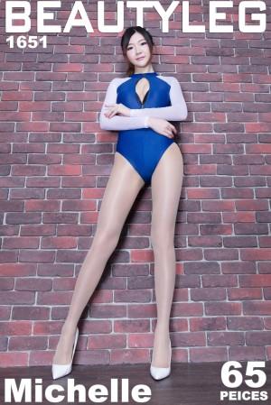 VOL.675 [Beautyleg]丝袜美腿高跟长腿美女:谢馥羽(腿模Michelle,Michelle小羽)高品质写真套图(65P)