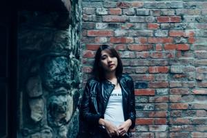 VOL.219 [台湾正妹]街拍街拍美臀:黄竹萱(Sabrina宣萱儿)高品质写真套图(17P)