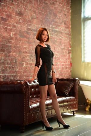 VOL.148 [台湾正妹]短发魅惑美女:小芭蕉高品质写真套图(47P)