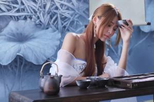 VOL.765 [台湾正妹]古典优雅美女:Winnie小雪(庄咏惠,庄温妮,腿模Winnie)高品质写真套图(52P)
