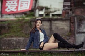 VOL.1270 [台湾正妹]清新唯美外拍长腿美女:蔡译心(Candice)高品质写真套图(92P)