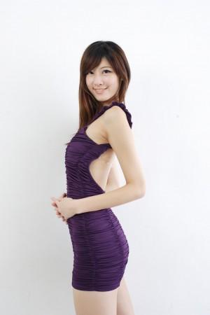 VOL.758 [台湾正妹]清纯C罩杯美女:林茉晶(腿模Queena)高品质写真套图(29P)