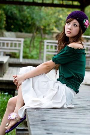 VOL.1818 [台湾正妹]长裙清新唯美:张凯洁(张允霏,果子MM)高品质写真套图(83P)