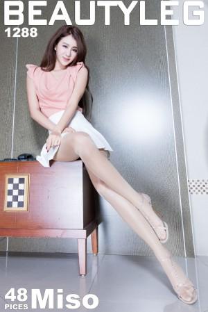 VOL.346 [Beautyleg]高跟美腿:夏晴(夏晴Miso,腿模Miso)高品质写真套图(48P)
