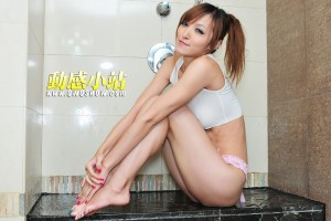 VOL.1186 [动感之星]浴室背心:小猫(动感小站小猫,动感之星小猫)高品质写真套图(31P)