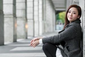 VOL.496 [台湾正妹]气质街拍优雅美女:周伊琏(席惟伦,小源Riko)高品质写真套图(106P)