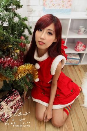 VOL.951 [网络美女]圣诞妹子:金允乔(廖挺伶,kila晶晶)高品质写真套图(142P)