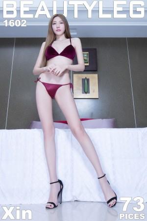 VOL.1113 [Beautyleg]美腿高跟:李小星(Beautyleg腿模Xin)高品质写真套图(65P)