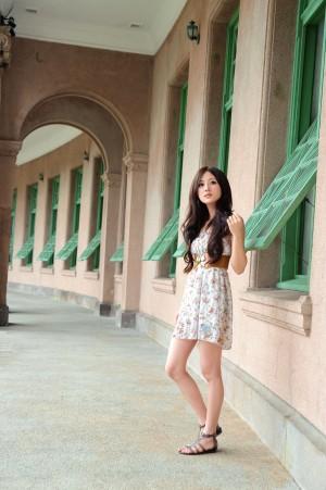 VOL.152 [台湾正妹]清新街拍阳光正妹:张凯洁(张允霏,果子MM)高品质写真套图(69P)
