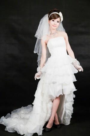 VOL.1462 [台湾正妹]婚纱:张凯洁(张允霏,果子MM)高品质写真套图(85P)