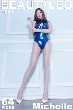 VOL.674 [Beautyleg]美腿高跟:谢馥羽(腿模Michelle,Michelle小羽)高品质写真套图(59P)