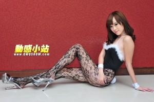 VOL.248 [动感之星]兔女郎网袜:动感小站娜娜(动感之星娜娜)高品质写真套图(80P)