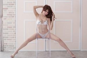 VOL.669 [台湾正妹]性感美女丁字裤内衣美女:黄淑华(腿模Maggie)高品质写真套图(77P)