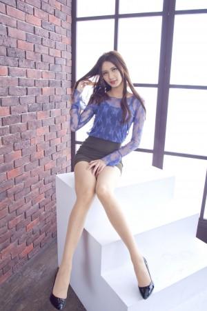 VOL.1775 [台湾正妹]高跟美腿长腿美女:蔡译心(Candice)高品质写真套图(99P)