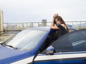 VOL.546 [台湾正妹]车模:Anna高品质写真套图(42P)