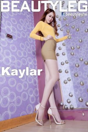 VOL.1761 [Beautyleg]美腿:康凯乐(腿模Kaylar)高品质写真套图(60P)