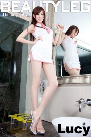 VOL.895 [Beautyleg]美腿旗袍:倪千凌(腿模Lucy,陈佳筠)高品质写真套图(44P)
