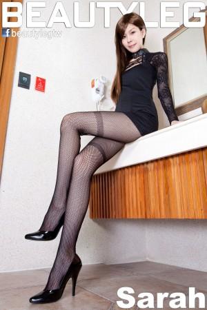 VOL.1245 [Beautyleg]美腿网袜:腿模Sarah高品质写真套图(68P)