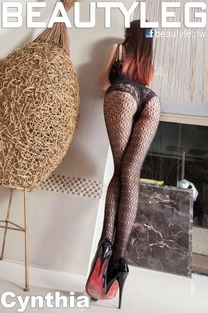 VOL.807 [Beautyleg]翘臀丝袜美腿情趣内衣情趣丝袜:腿模Cynthia高品质写真套图(80P)