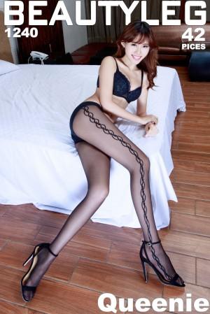 VOL.693 [Beautyleg]美腿C罩杯美女:郭珉妏(腿模Queenie)高品质写真套图(37P)