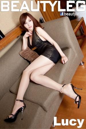 VOL.880 [Beautyleg]美腿:倪千凌(腿模Lucy,陈佳筠)高品质写真套图(45P)