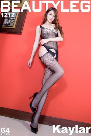 VOL.97 [Beautyleg]美腿:康凯乐(腿模Kaylar)高品质写真套图(58P)