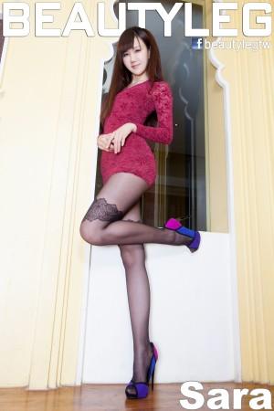 VOL.1569 [Beautyleg]美腿:林瑞瑜(Beautyleg Sara,腿模Sara)高品质写真套图(50P)