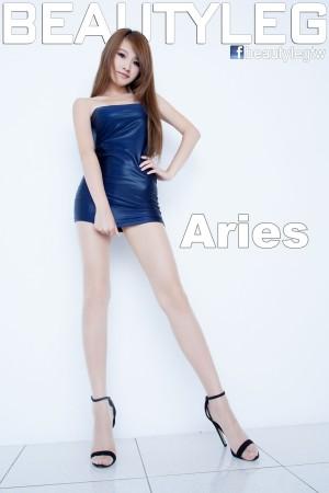 VOL.1451 [Beautyleg]美腿高跟凉鞋:卢昕妤(艾瑞丝,腿模Aries)高品质写真套图(49P)