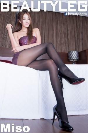 VOL.481 [Beautyleg]美腿:夏晴(夏晴Miso,腿模Miso)高品质写真套图(47P)
