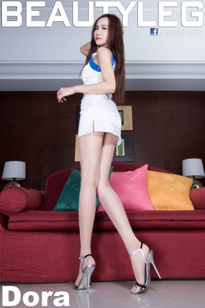 VOL.803 [Beautyleg]高跟美腿:曾妍希(腿模Dora)高品质写真套图(57P)